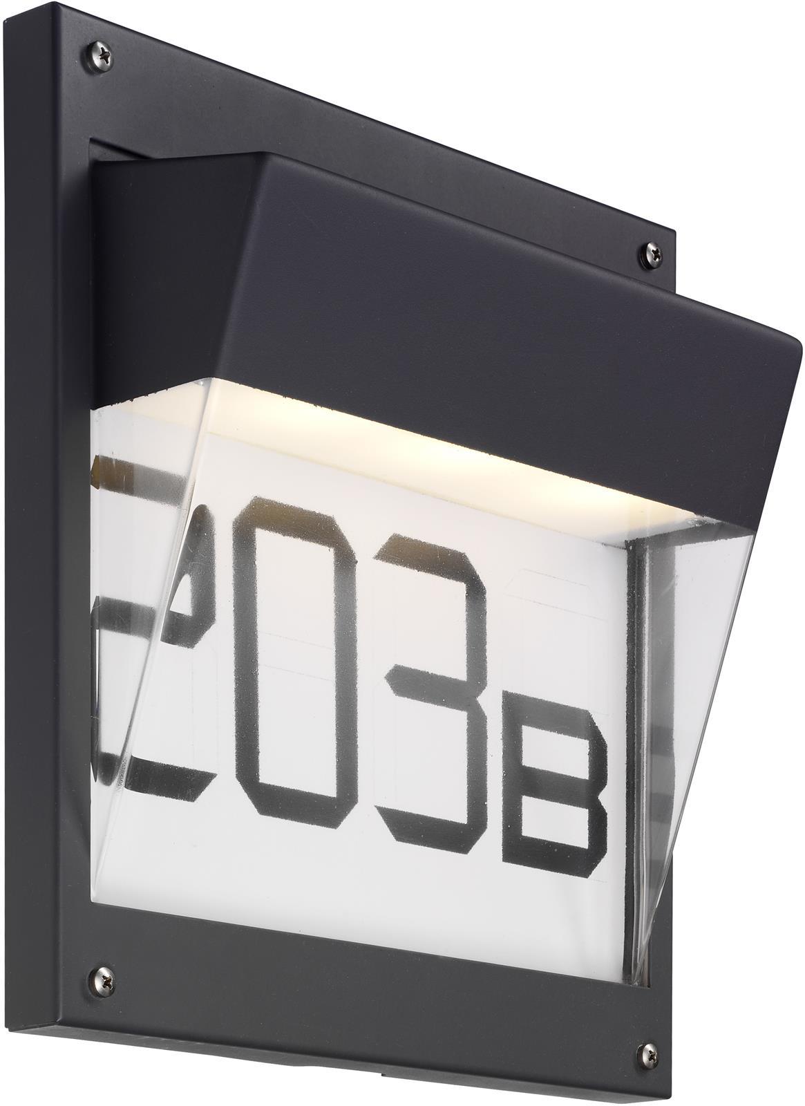 Wi-LED Nummerbelysning