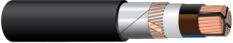 FXQJ/XCMK-HF 4X25/16 T500