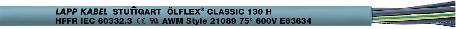 ÖLFLEX CLASS 130H 2X2,5