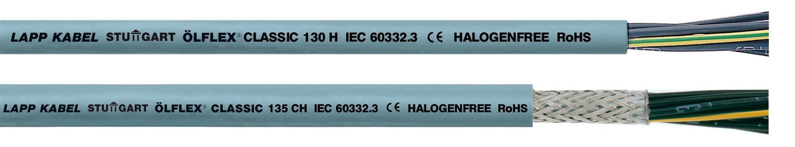 ÖLFLEX CLASS 130 H 5G2,5 T500