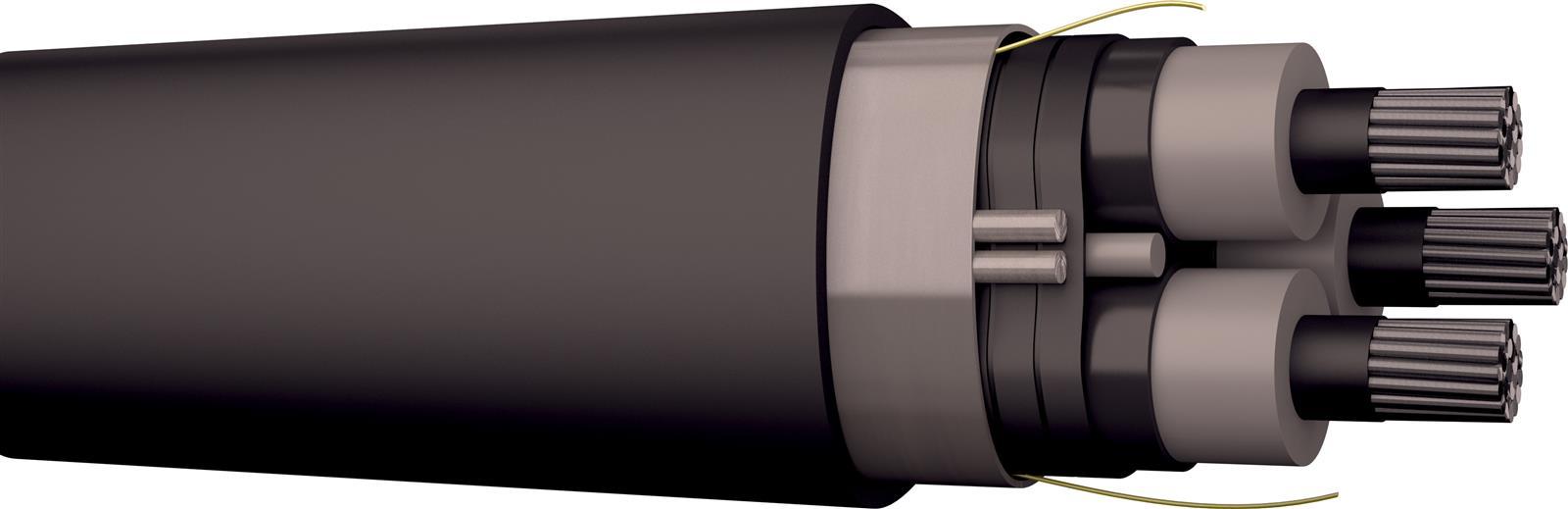 AXALJ-TT 3X50/25 AL 12KV