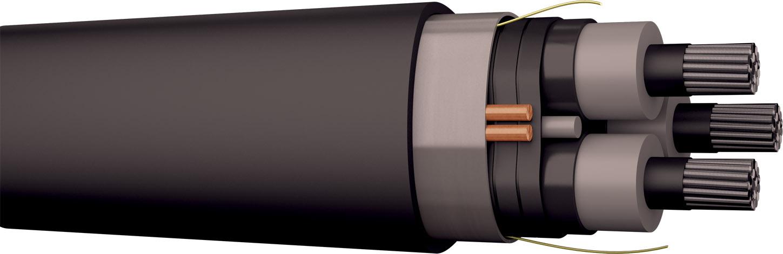 AXCLJ-TT 3X150/25 12KV
