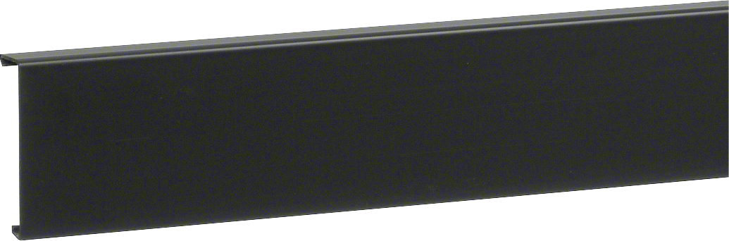 KANALÖVERDEL SL20080, SVART