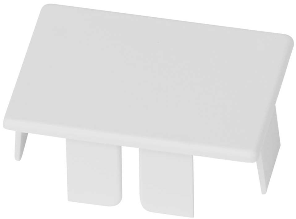 ÄNDSTYCKE 62X200 VIT PVC