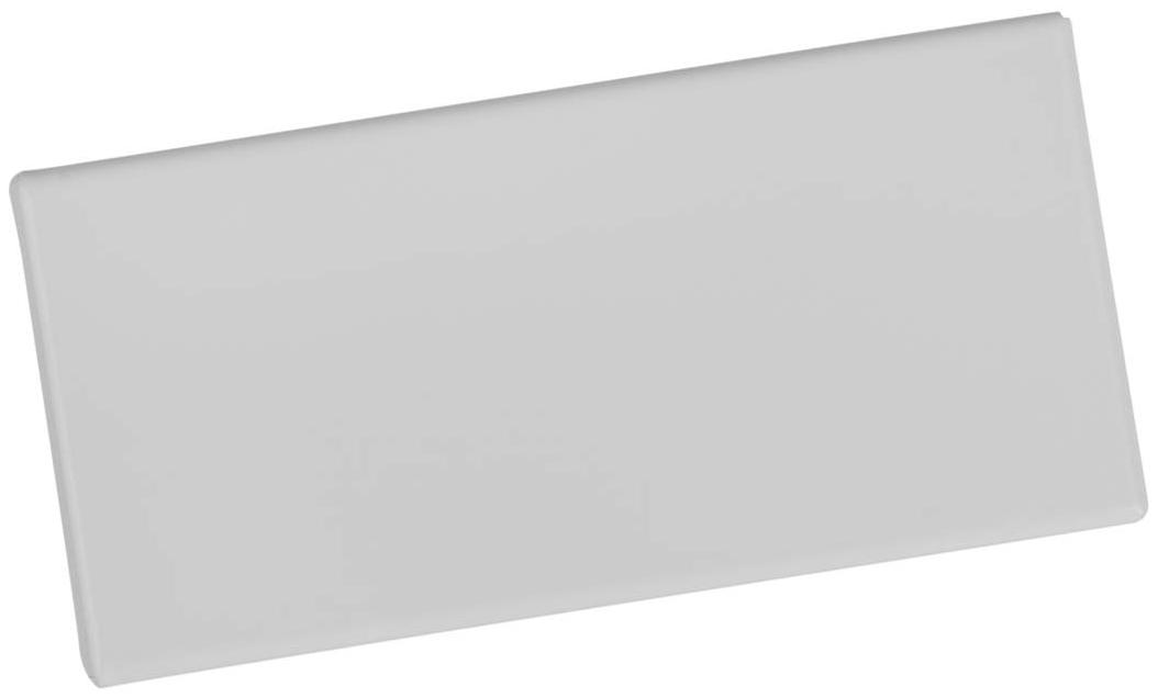 ÄNDSTYCKE 65X130 VIT