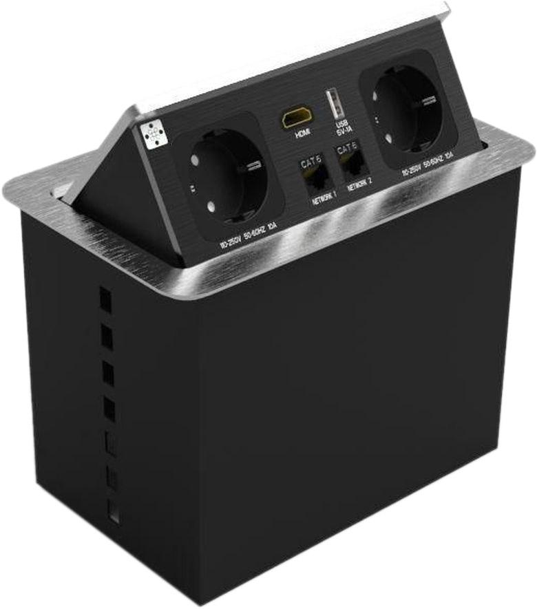 UTTAGSM 2XS+2XRJ45+USB5V+HDMI