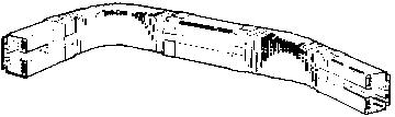 FLEX VINKEL 16/63A 2X400