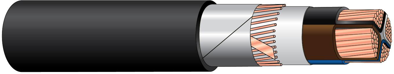 FXQJ/XCMK-HF 3X25/16 T500