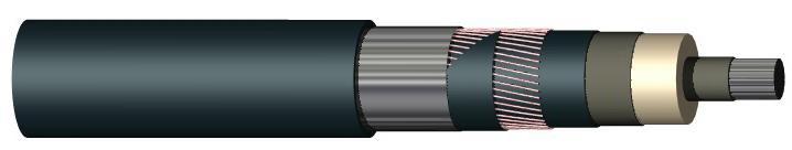 AXLJ-F LT 1X400/35 24KV T500/K20