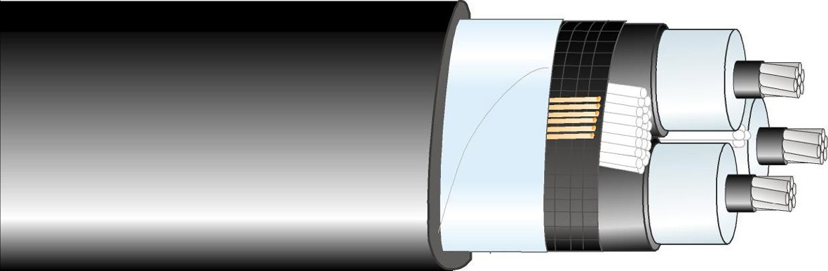 AXLJ-TT 3X95/25 12KV