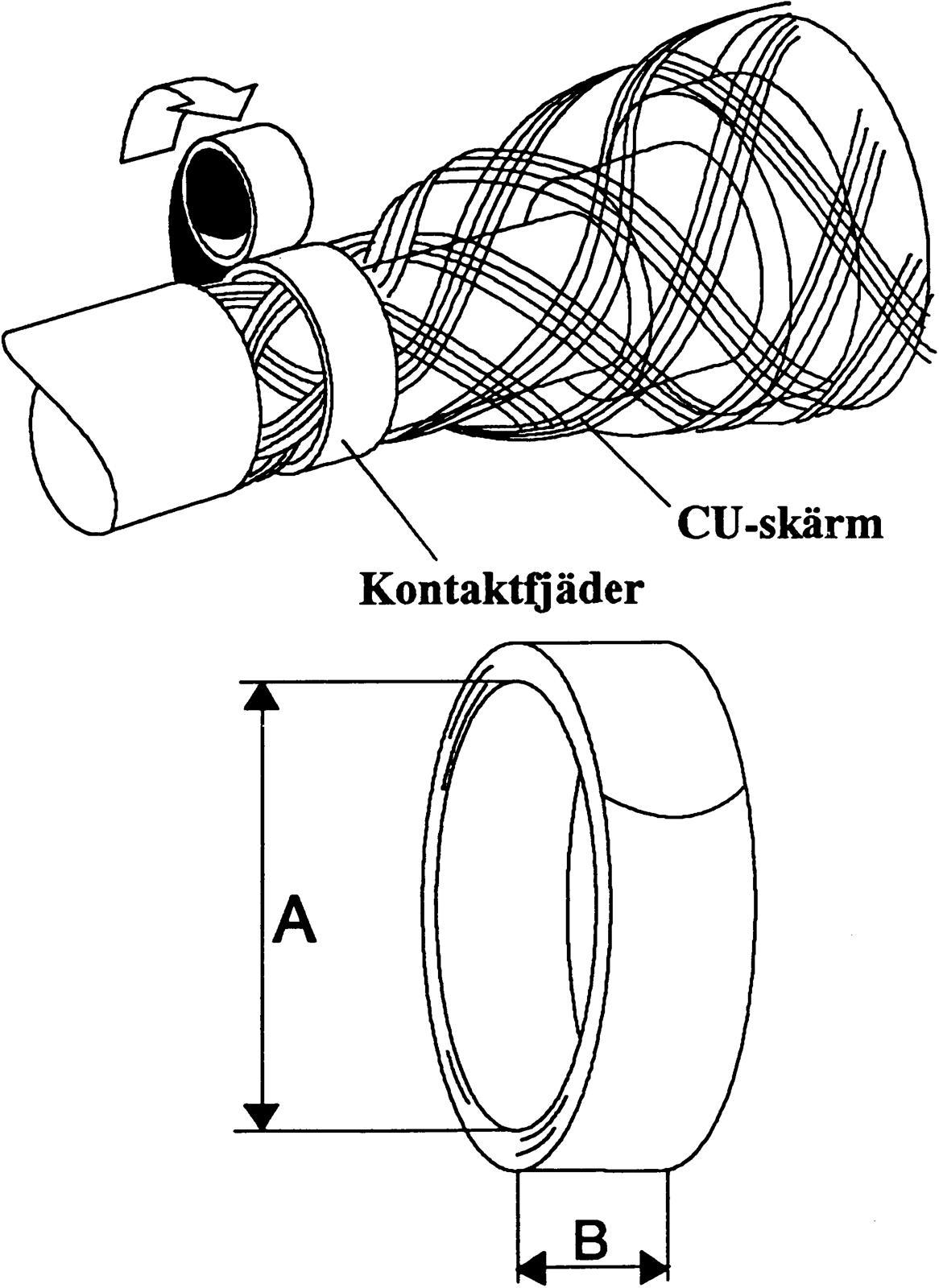 KONTAKTFJÄDER CFS 60