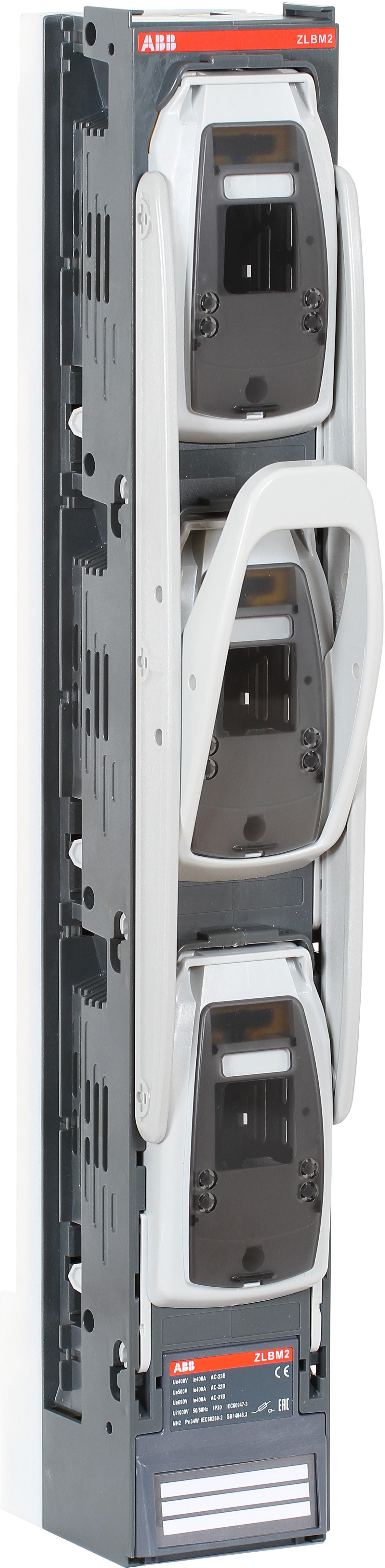 Säk.list.ZLBM2 400A.Z-skenan