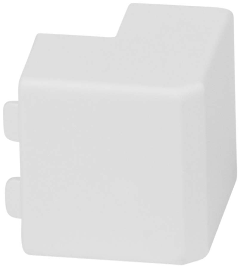 Y-HÖRN 62X130 VIT PVC