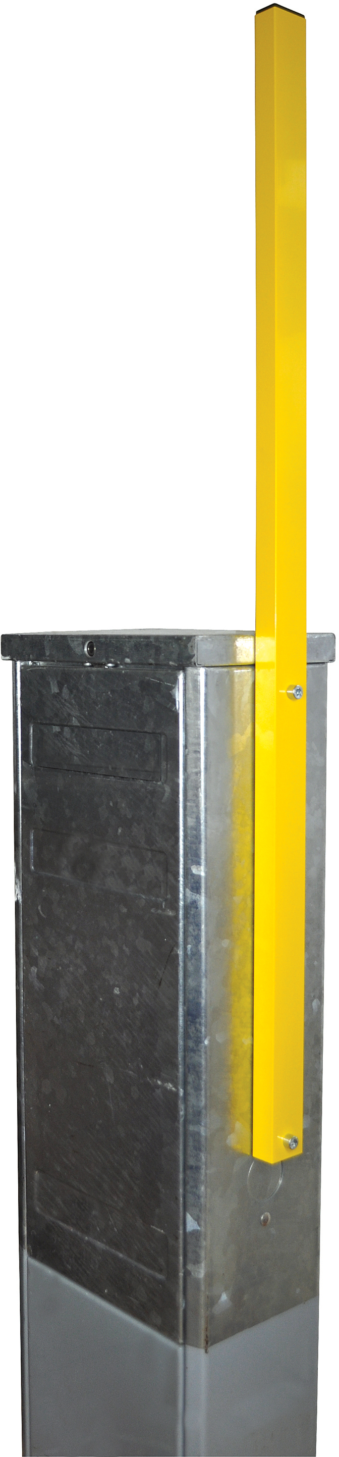 KABELSKÅPSSTOLPE L-1250 AL GUL